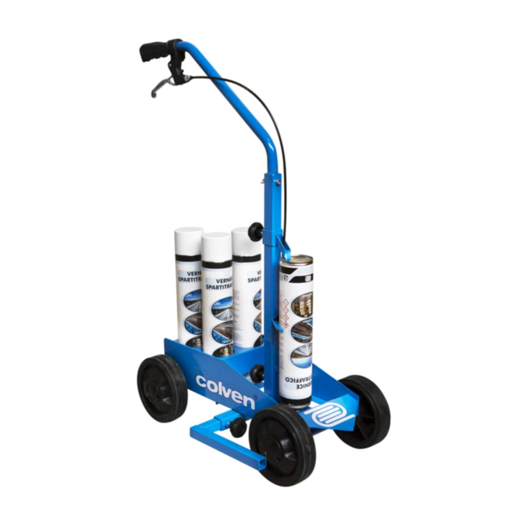Carrello applicatore