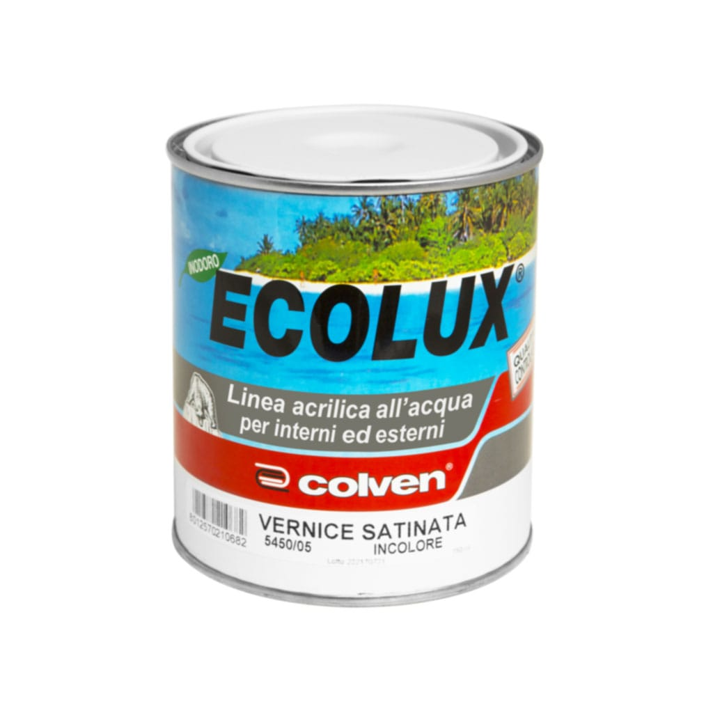 Ecolux vernice satinata