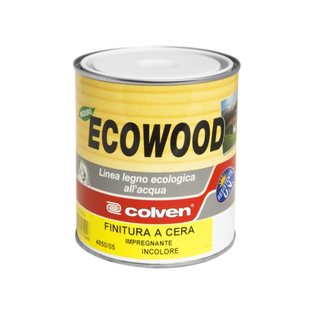 Ecowood finitura a cera