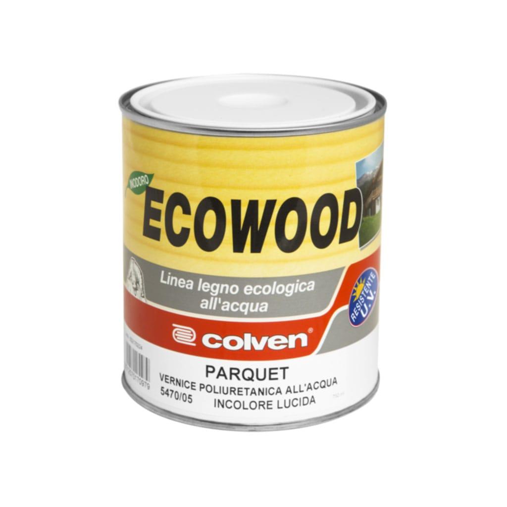 Ecowood parquet