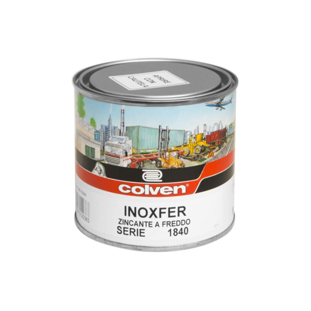 Inoxfer zincante
