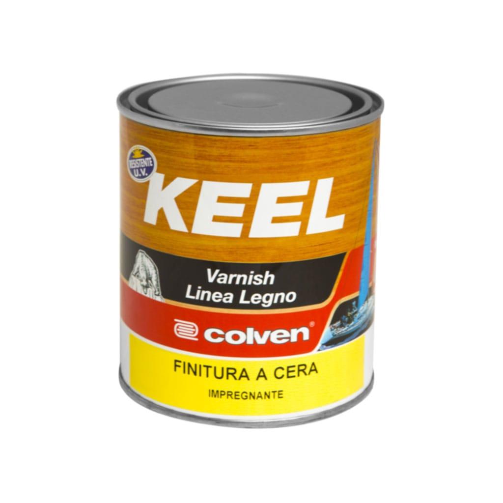 Keel finitura a cera