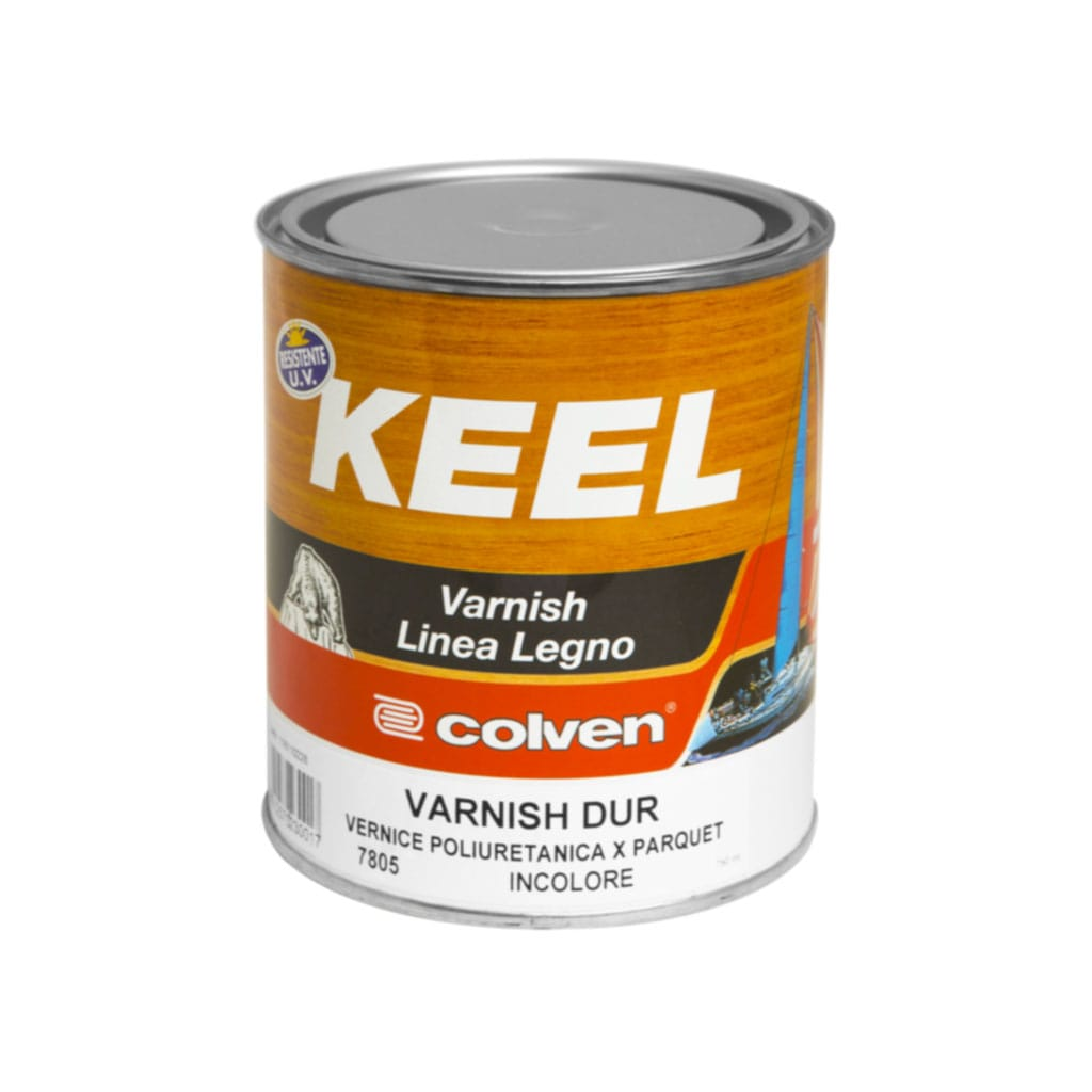 Keel varnish dur
